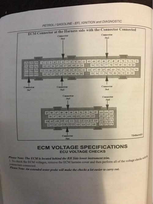 small resolution of tb48 ecu pin out diagram patrol 4x4 nissan patrol forumnissan patrol y61 wiring diagram 10