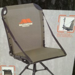 Ground Blind Chair Revolving Wing Chairs Recommendations I Have This One For Sale New In Box