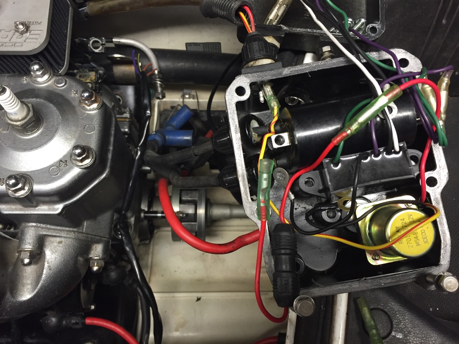 hight resolution of 550sx 650 conversion wiring robin engines wiring diagrams any information is much appreciated