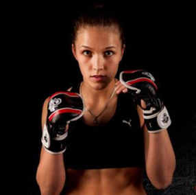 Anna Chrustek | MMA Fighter Page | Tapology