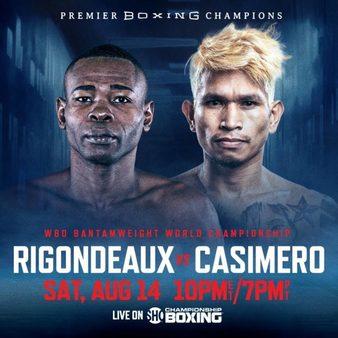 Casimero vs. Rigondeaux