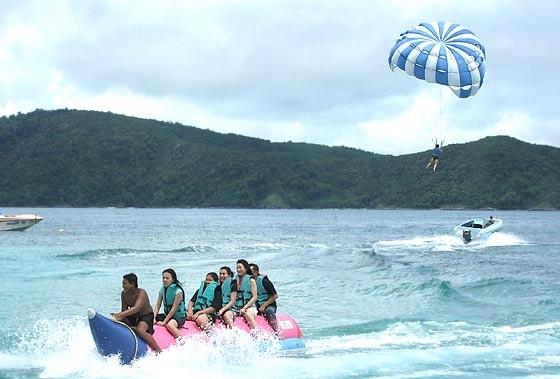 Sea Adventure Tour Coral Island Thailand Pattaya