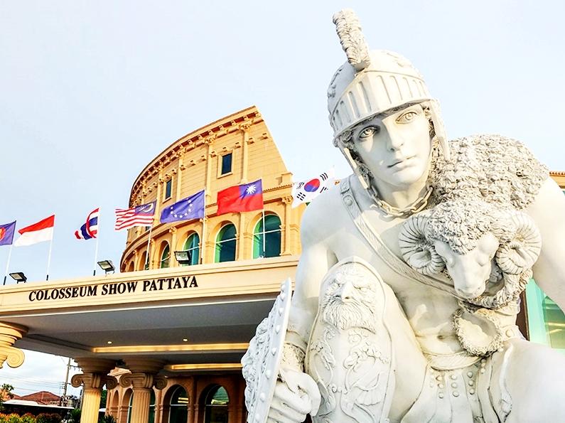 Colosseum Show Pattaya Thailand Pattaya Show Amp Ticket