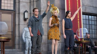 the hunger games catching