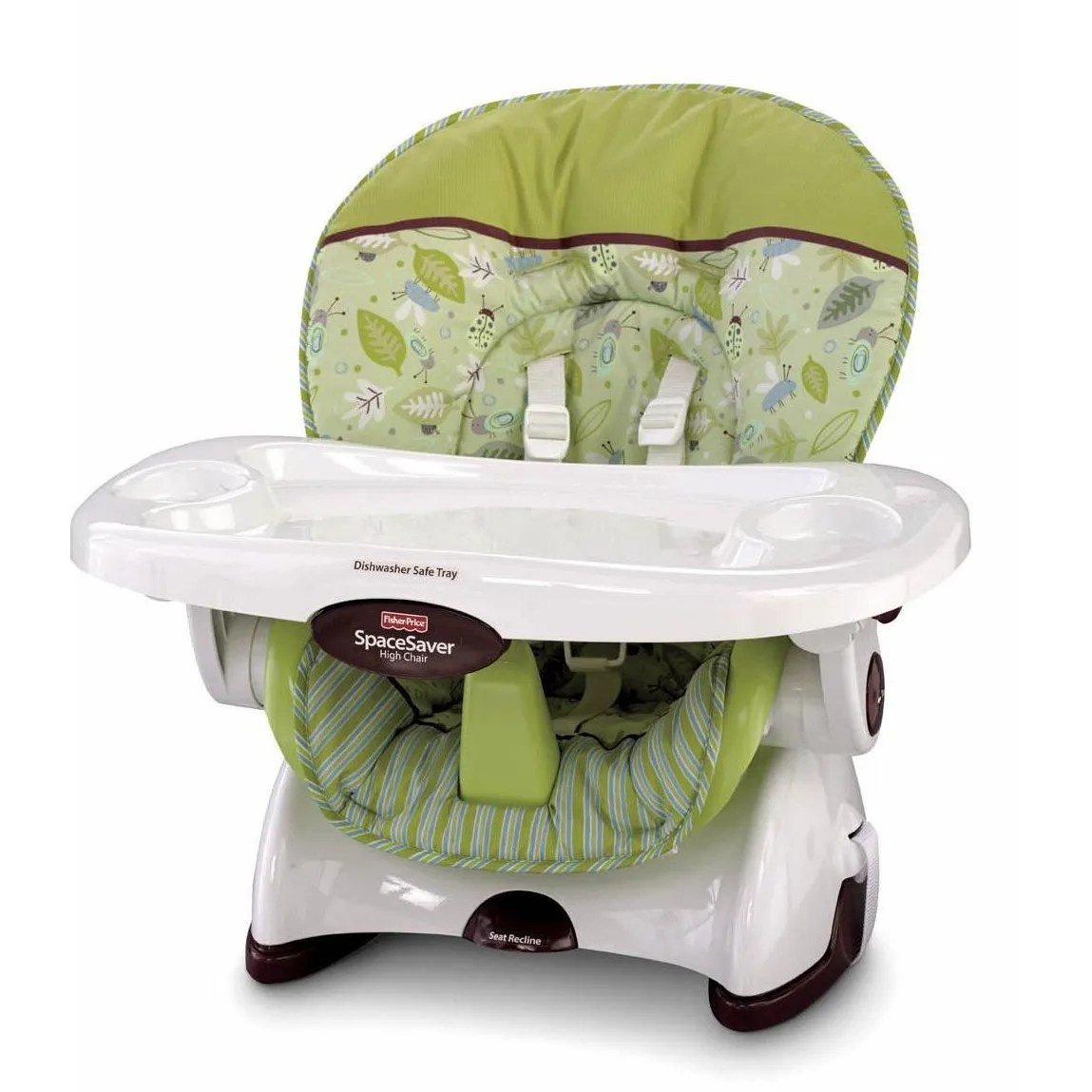 High Chair Fisher Price Cadeirinha De Alimentaçao Fisher Price Space Saver High
