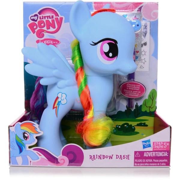 Little Pony Rainbow Dash Acessrios Hasbro