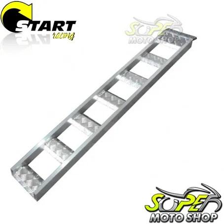 Rampa em Alumínio Modelo Start Racing Para Carregamento de