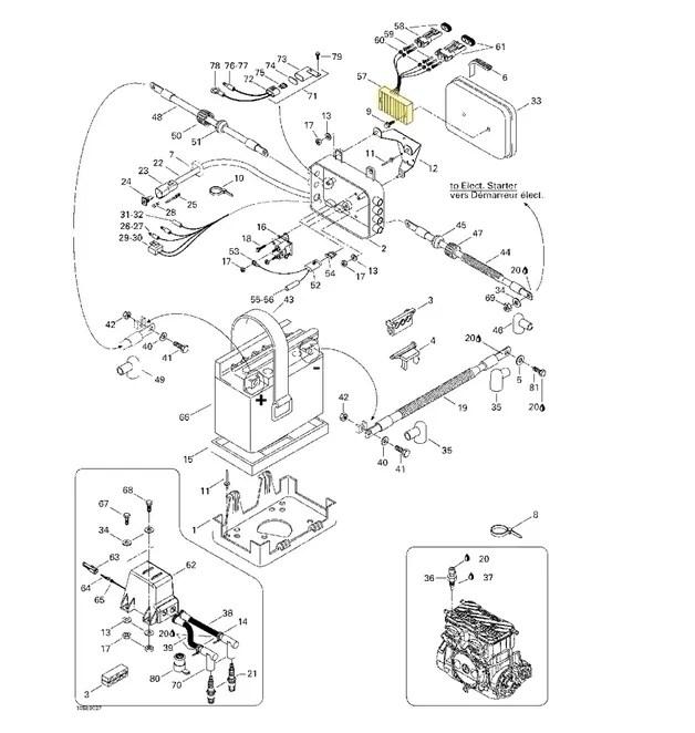 Retificador de Voltagem Sea Doo GSX/GTI/GTX RFI/RX XP DI