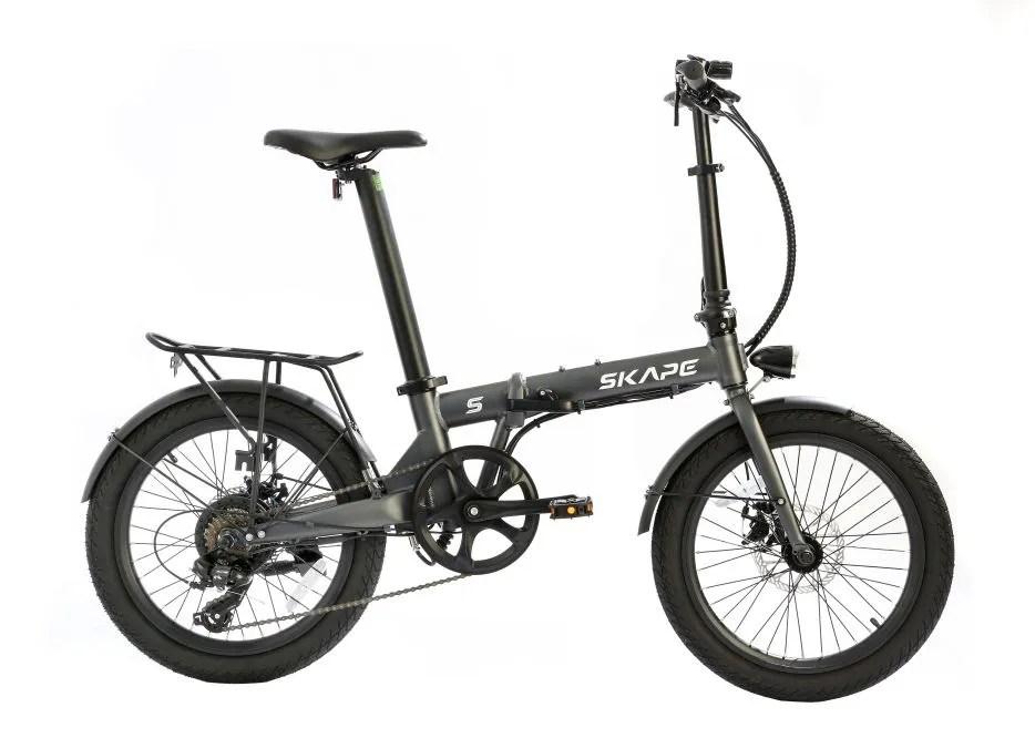 Bicicleta Elétrica Dobrável Skape Mini 350W / 20