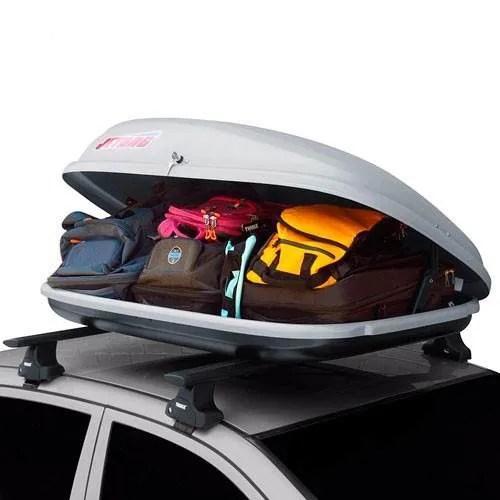 Bagageiro Maleiro De Teto Jetbag Conquest 370 Litros 50kg