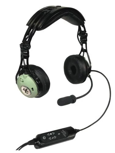 DAVID CLARK DCPRO-XP Headset ANR Plugue 6 Pinos