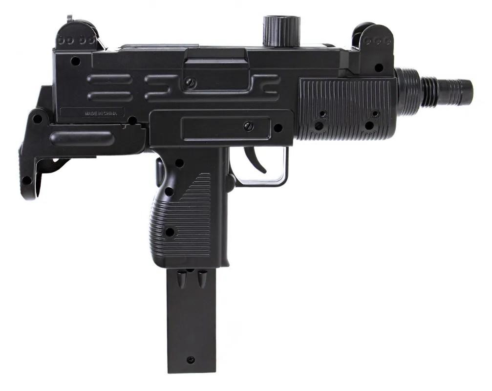 Rifle Airsoft Spring Saigo Uzi