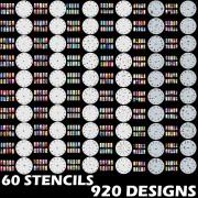 sets 1 2 13 920 airbrush nail