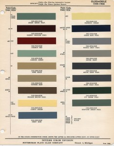 Please note also color chip selection rh autocolorlibrary