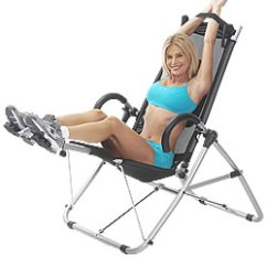 Gym Chair As Seen On Tv Large Lounge Workout The Ab Rocket Have Your Six Pack Prayers Put To Test Popsugar Fitness