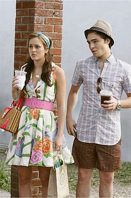 Blair and Chuck gossip girl season 2