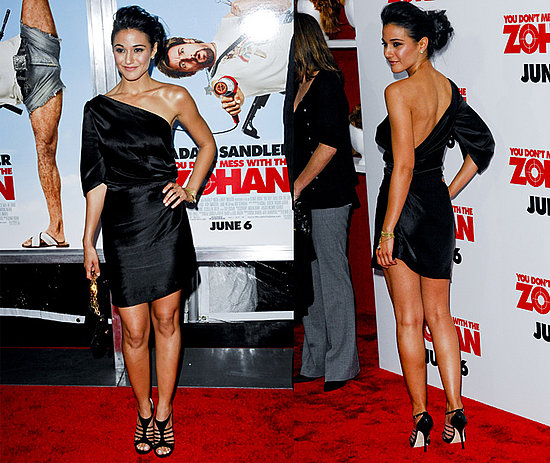 Emanuelle Chriqui Getty