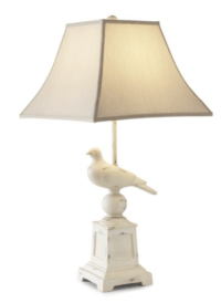 Steal of the Day: Linden Street Rustic Bird Table Lamp ...