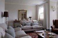Get the Look: Casual, Glamorous Living Room | POPSUGAR Home