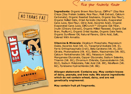 The Truth About Nutrition Bars (4/6)