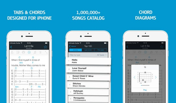 5 Best iPhone Apps to Help You Learn Guitar
