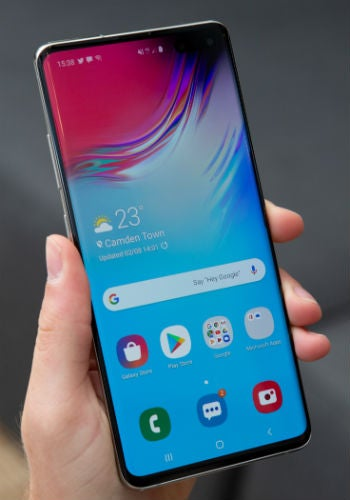 Samsung Galaxy S10 5g Review Great But Expensive 2021 Tech Co