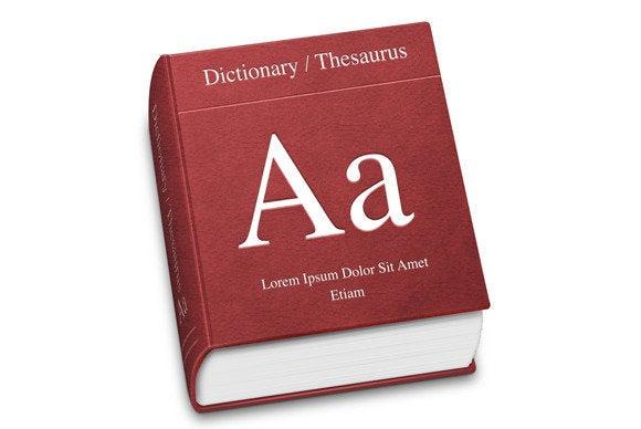 five dictionary tricks i