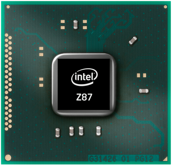 Some 4th-generation Core processor features wouldn't be possible without Intel's all-new Series 8 chipset   PCWorld