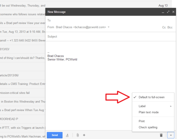 Google retires the classic Gmail composition interface