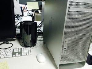 New Mac Pro, old Mac Pro