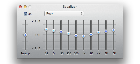 20 Best Settings Db Rock Equalizer