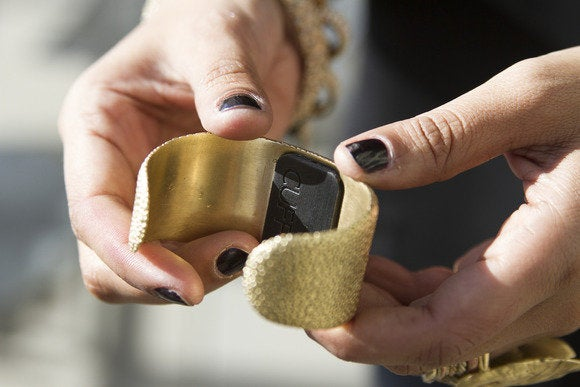 Forget smartwatches Cuffs smart jewelry is wearable tech