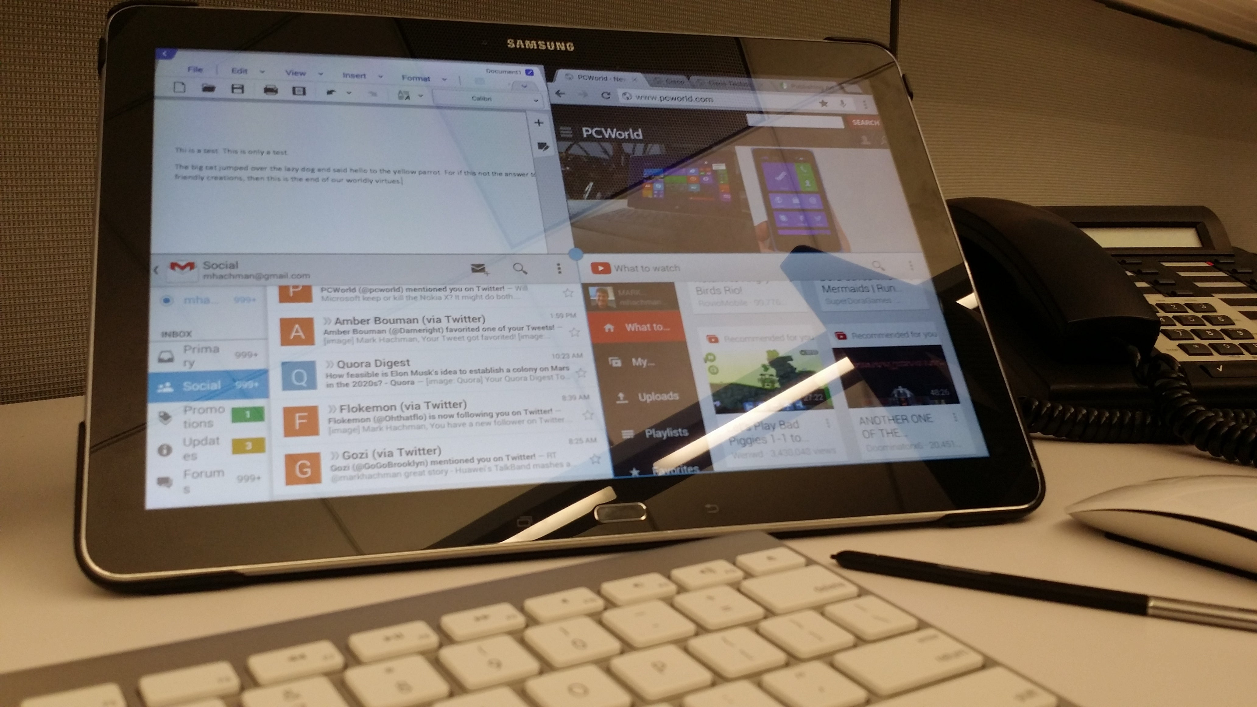 why the surface pro