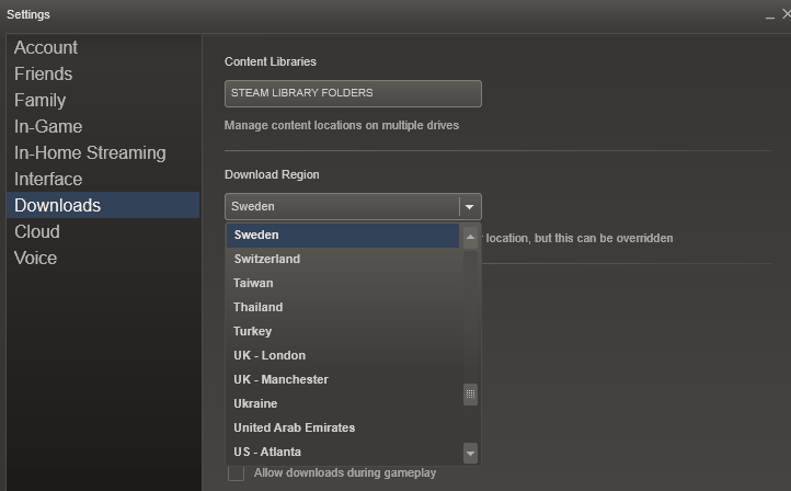 Having Trouble Downloading Steam Games Try This PCWorld