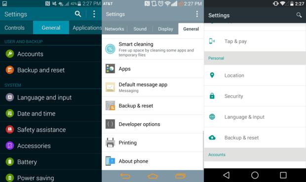 Cara Reset Factory Ponsel atau Tablet Android Jarak Jauh