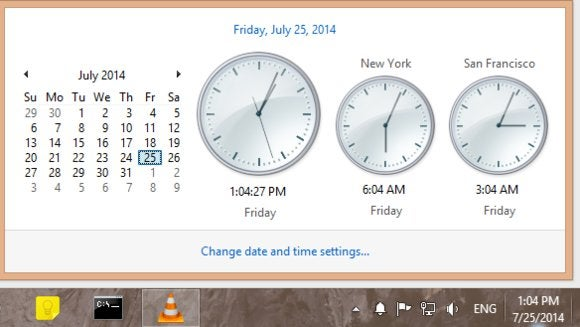 monitor multiple time zones