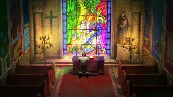 Gabriel Knight Sins of the Fathers 20th Anniversary