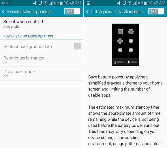 note4tips powersavingmode