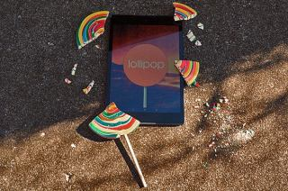 Broken Lollipop, Android 5.0