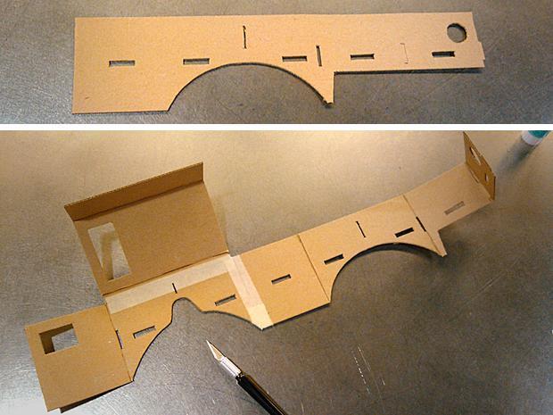 DIY Build your own Google Cardboard VR viewer  Computerworld