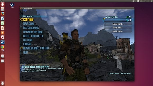 the best linux games