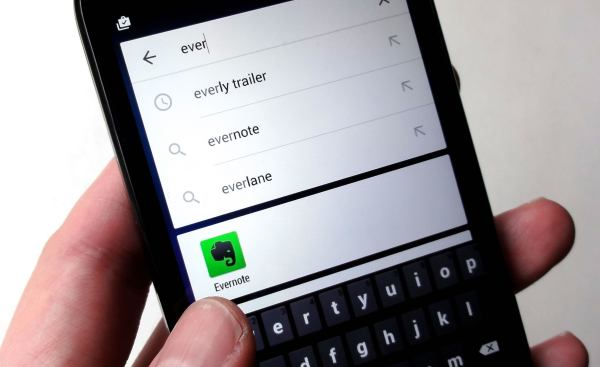 Google Search Android Apps