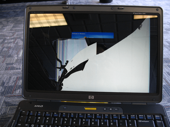 Can I Fix A Wallpaper Border That Is Falling Down How To Replace A Broken Laptop Screen Pcworld