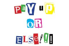Image result for pay the ransom
