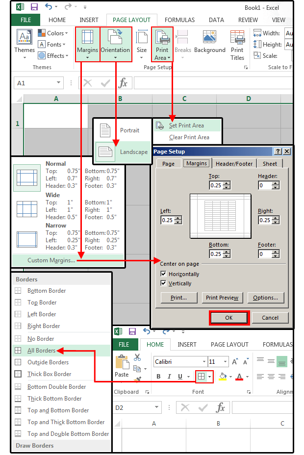 Excel's Best Tricks How To Make A Calendar  Pcworld