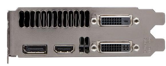 geforce gtx 650 ti ports