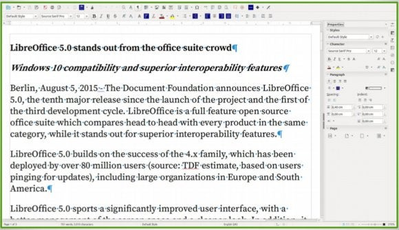 Libreoffice Aims New Free Office Suite At Huge Installed