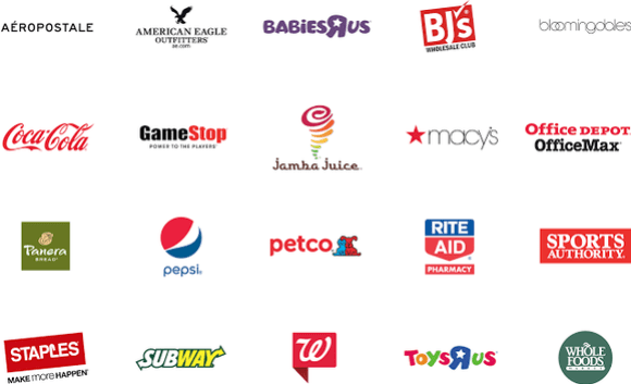 android pay brands