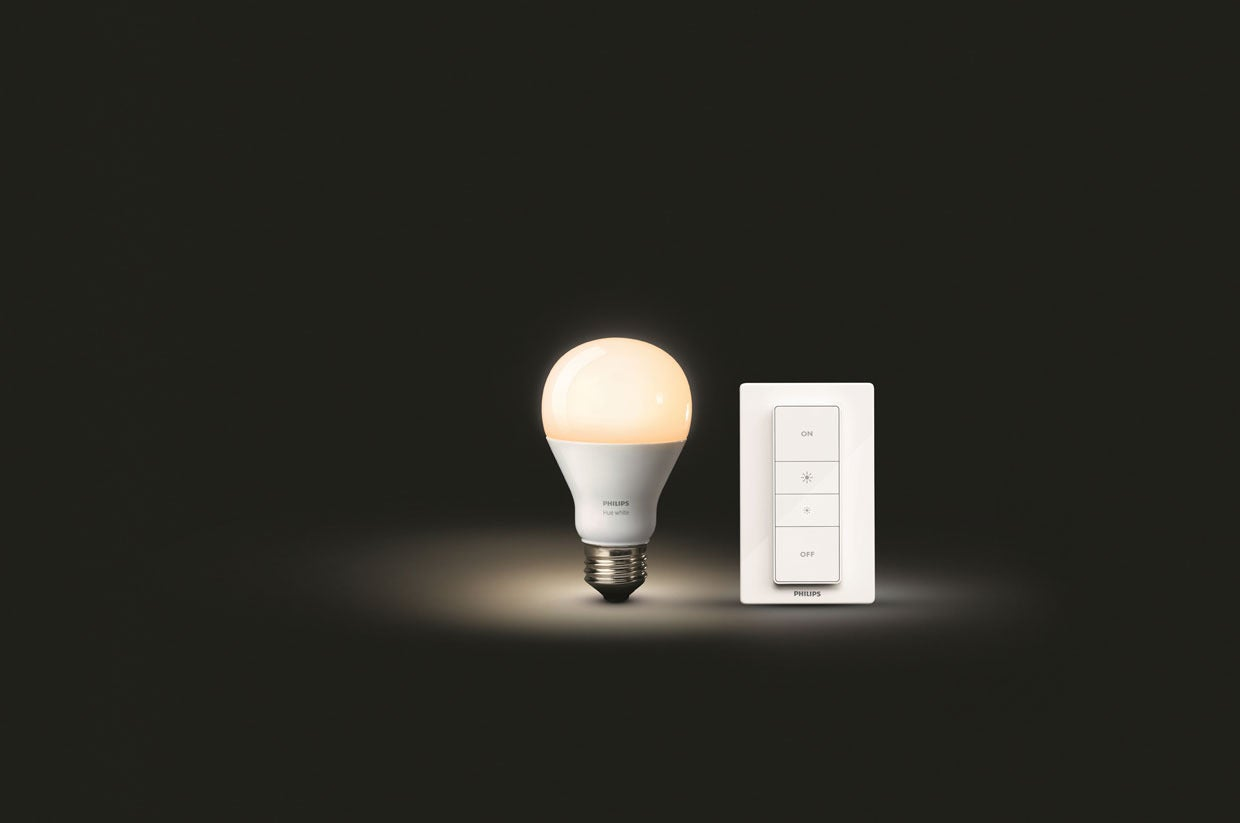 hight resolution of philips hue wireless dimming kit review control your hue led lights even when you don t have your smartphone