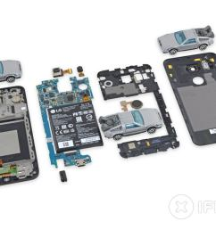 google s nexus 5x is pretty easy to repair but watch out for that usb port [ 1600 x 1200 Pixel ]